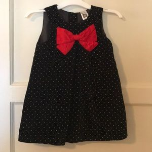 18 month - Girls Holiday dress